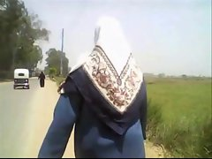 arab hijab big butt 2