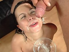 extreme gangbang with german girl 3
