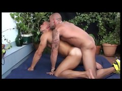 Goran and Damien Crosse