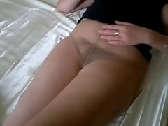slutty wife in pantyhose