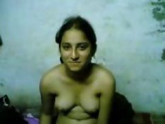 Randy indian punjabi lad grinded lewd girlfriend