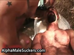 Butch Grand and Aitor Crash gay fisting gay video