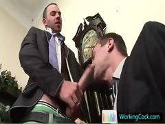 Cameron getting his wee gay naughty ass filled with enormous shaft gay porn
