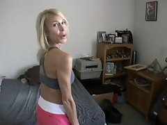 Fit Mummy accepts her workout to another level