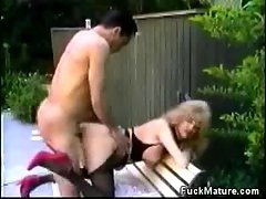 Nifty Attractive mature Lass Banged And Jizzed On