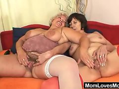 Hirsute amateur wives first time lezzy