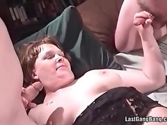 Attractive and experienced whore getting screwed hardly