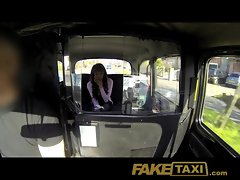 FakeTaxi Jaded sex partner in sex video clip revenge