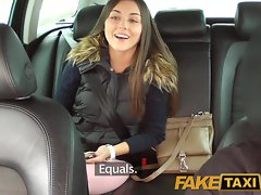 FakeTaxi Sexual Iva cant say no to free cash in my Taxi
