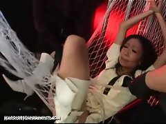 Dirty punishment for sensual japanese babe,syiori