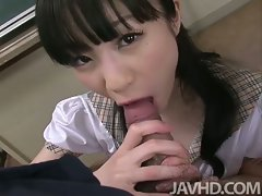 Mizutama remon strokes prick for an a