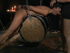 Amateur gal punished