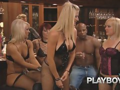 Playboy swingers behind the episodes