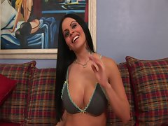 Mikayla mendez jerks n swallows