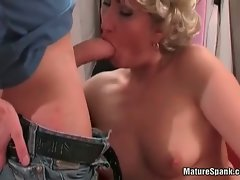 Whorish blondie vixen gets screwed rough