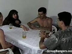 Party of poker becomes dirty orgy part2