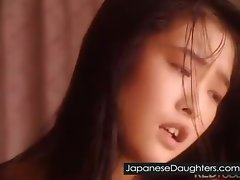Assault that seductive japanese teenager bum