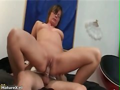 Sensual experienced wench delights riding part3