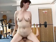 Filthy attractive mom gets her sensual raw part2