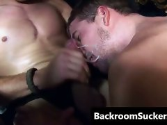 Blasted in the Face With Cum part2