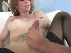 titty shemale idol Jasmine screwed