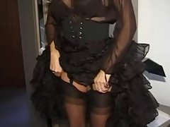 Petticoats and Black Stockings