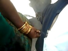 AUNTY TOUCHING Penis