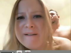 Amateur Luscious Couple Creampie
