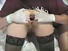 Anus vaginal and double fisting and objects amateur