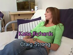 Lovely English Cougar - Katie Richards