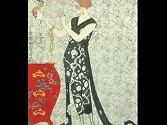George Barbier - Erotic Fashion Art Deco Illustrator