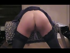Whipping Vixens arse - Part 1