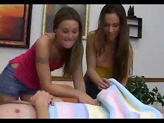 Threesomes Luscious teens Compilation