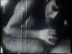 Kinky vintage porn with long haired fallen angel giving sloppy head