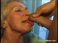 Cray experienced mother gets banged rough with a extremely big cock taking cum