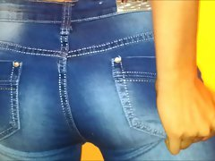 jeans in butt insertion vol9