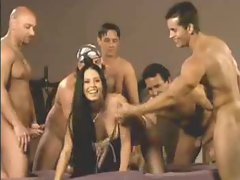 She lets a lot of fellows creampie her snatch