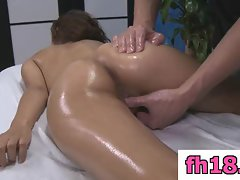 Sensual sensual 18 year older gets banged rough