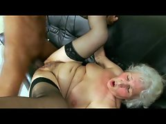 Black doctor screwing randy seductive mom