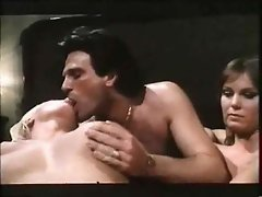 Very hairy vagina horny in retro movie