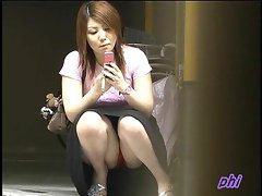 Seductive Seductive japanese slutty chicks upskirt videos