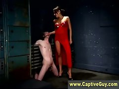 Filthy domina femdom hoe gets attractive