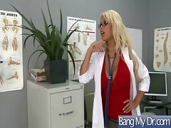 Doctor And Pacient A Filthy Banging Sex Play clip-10
