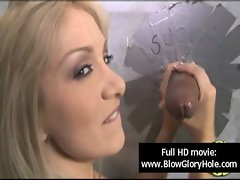 GloryHole - Luscious Big titted Dirty ladies Love Licking Pecker 21