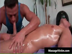 Dylan gets his rectal oiled and banged gay fellows