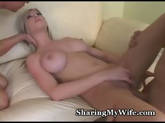 Hubby Asks Dirty wife To Dirty wife Friend