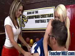 Students and Teachers Ride Big Stiff penis clip-02