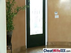 Chesty Whore Married woman Get Dirty Sex clip-07