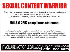 Colombian latina in bikini deepthroats