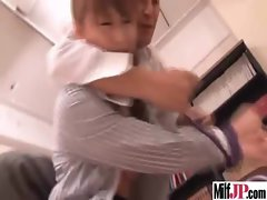 Filthy Sensual Sensual japanese Mommy Fuck Wild clip-29